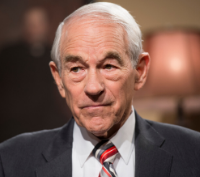 See Dr. Ron Paul's new home-recorded warning to every American...